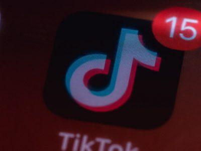 Aplikacja TikTok